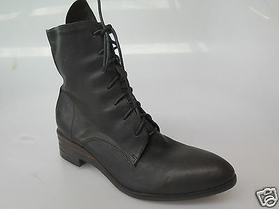 Django & Juliette - new ladies leather ankle boot size 37 #144 *CLEARANCE*