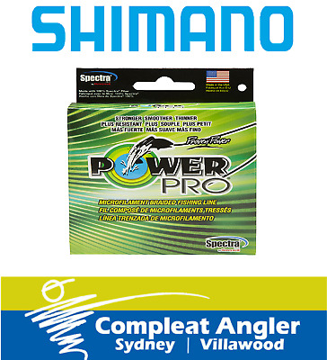 Power Pro Yellow 150yd Braid Fishing Line BRAND NEW At Compleat Angler