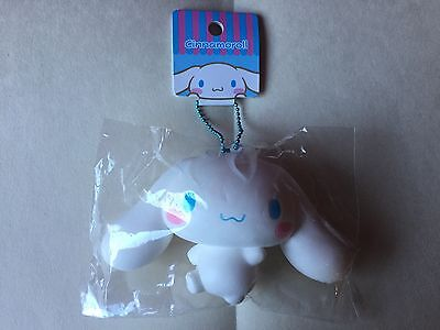 Sealed Authentic Sanrio Cinnamoroll Squishy with Tag