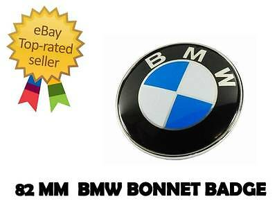 Bmw E46 E60 E61 E81 E82 E87 E90 E91 E92 X5 Bonnet Badge