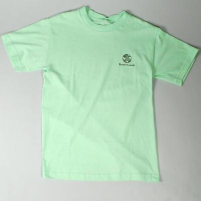 Buttergoods Corner T-shirt Mint Kingpin Skate Supply  Free Post Butter Aus