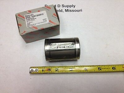 Rexroth Liner Bushing, MNR R061202510, New in Factory Sealed Plastic