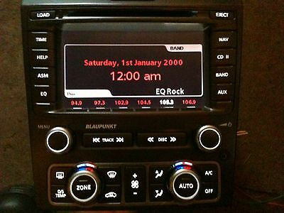 Ve Commodore Series One Head Unit Vin Reflash Programming Service S1 Facia Link