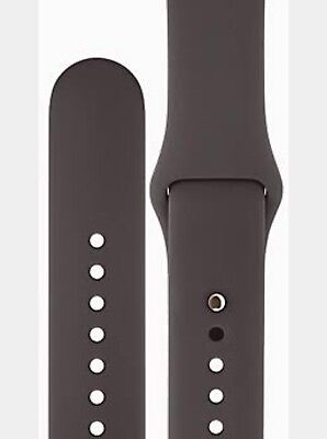 Genuine Apple Watch Sports Band in Cocoa Brown (RRP $79)