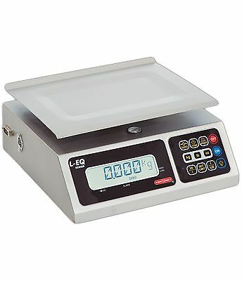 Tor Rey Torrey Portion Control Electronic Scale Leq 10/20 Legal For Trade 20 Lb