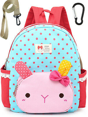 Toddler Kid Backpack Cute Cat with Safety Harness Leash Boy Girl Under 3  Year 86c9944013f29