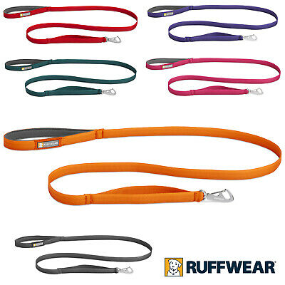 Ruffwear Front Range Dog Leash, 6 colours, padded handle, 5 ft / 1.5m dog lead