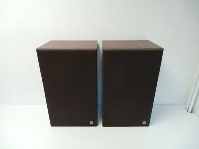 Vintage KEF CODA II HiFi Speakers