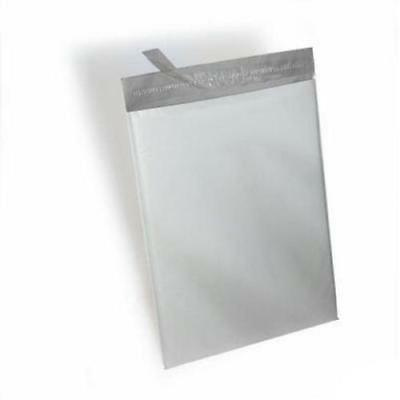100 White Poly Mailer Envelope Bags 12 x 15.5