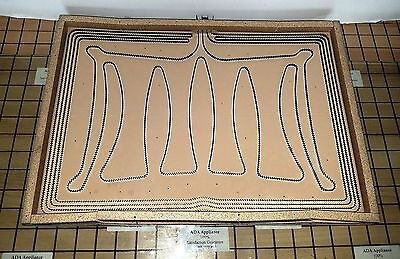 Dacor Oven Broil Element 72155-1, 1392493, 72155 SATISF GUAR FREE EXPD SHIP