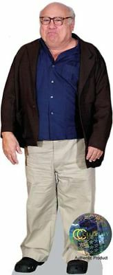 Danny DeVito Cardboard Cutout (lifesize OR mini size). Standee. Stand Up.