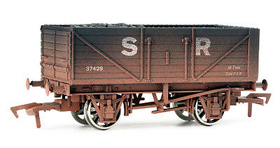 DAPOL 00 GAUGE RARE 4F-028-010 45FT CONTAINER TWIN ARGOS//COOP NEW WEATHERED