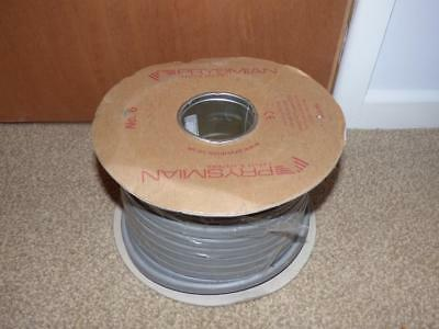Brand New drum Prysmian 6mm twin & earth cable 50m,brown & blue.