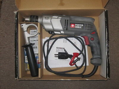 PORTER CABLE Hammer Drill Model PC650HD