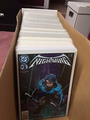 Nightwing 1st Series #1-153 + 1-4 mini + Annuals Complete Set Full Run NM