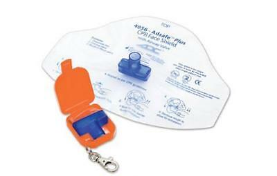 Amerian Diagnostic Corporation ADC Adsafe Plus 4056 CPR Face Shield with 1 Way V