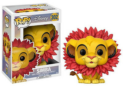 Pop! Disney: The Lion King - Simba FUNKO #302