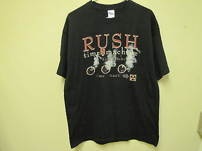 "New, Rush - ""Time Machine"" T-Shirt. Size XL."