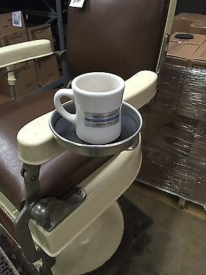 Antique Barber Chair Tray Barber Collectables