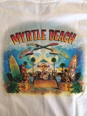 Hard Rock Cafe Myrtle Beach XL Shirt NEW