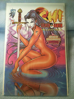 SHI: HEAVEN & EARTH #1 - Two RARE Special Editions Sneak Attack & AE Exclusive