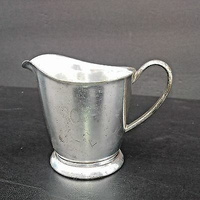 Antique Vintage Olympic Golf Country Club San Francisco Pitcher Creamer Victor