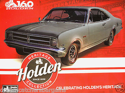 Australia- 2016 - 160 Years Celebration of Holden Stamp Pack-Heritage Collection