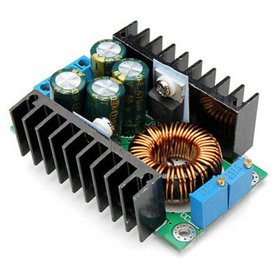 Great DC-DC Step Down Adjustable Constant Voltage Current Power Supply Module