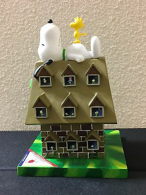 Peanuts Snoopy Superintendent Westland Giftware Doghouse Days Of Summer Figurine