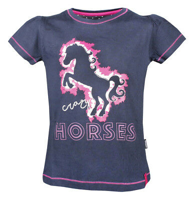 HORKA Kids T-Shirt/Horse Riding shirt - 'Nola'