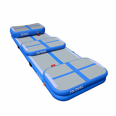 Air Track Training Set Air Tumbling Track Home Edition Inflatable Mat for GYM
