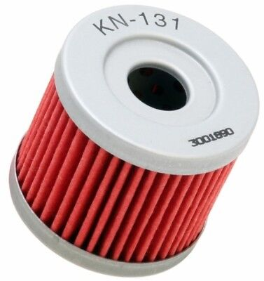 K&N Oil Filter KN-131 Suzuki GS125 125 - Drum Brake 79-82