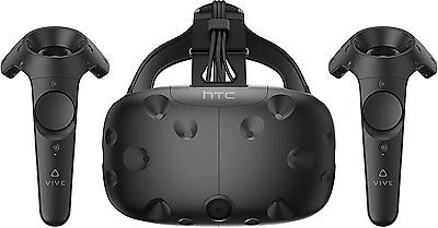 HTC Vive VR - Virtual Reality System for Gaming PC STEAM VR