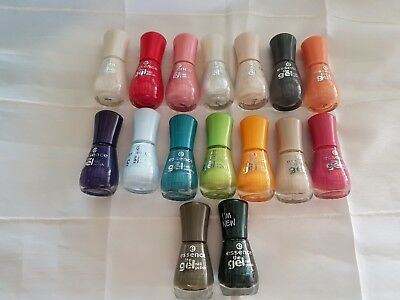 Essence  The Gel Nail Polish   Nagellack    Farbauswahl  Brandneu