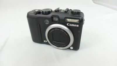 Canon PowerShot G7 10MP Digital Camera 6x Optical Zoom (Image-Stabilized)