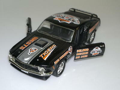 1970 Ford Mustang Wests Tigers 1:32 Code3 Rugby League Car