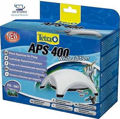 Tetra Pompe à Air pour Aquarium APS Blanc 400 L