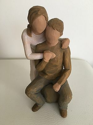 Willow Tree You And Me Woman And Man Figurine Statue Gift Engagement Wedding
