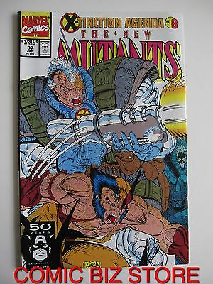 The New Mutants #97 (1991) Marvel Comics