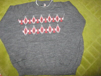 Vintage Boys Jumper New Without Tags Size 24 On Label