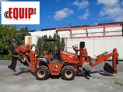 2003 Ditch Witch RT70 Trencher - Diesel