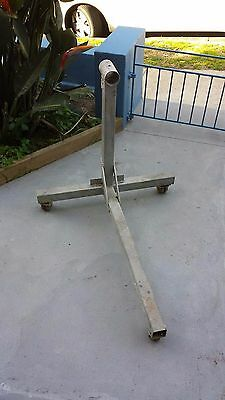 ENGINE STAND T FRAME QUALITY Caster WHEELS Home madeS