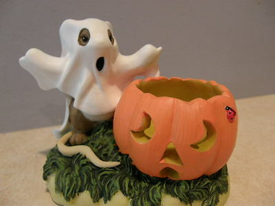 CHARMING TAILS Halloween #4023628 You Have A Boo-tiful Glow About You   NEW