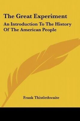 an introduction to the history of america Introduction what does it mean to be an 'american' that is the question that political theorist asks michael walzer in our last reading for this course.