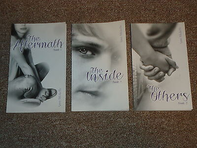 Lot First 3 My New Normal Books Sara Michelle Aftermath Inside Others The