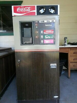 1970's Vintage Unrestored Coca Cola Fountain Soda Machine RARE!!