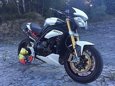 2012 Triumph Other  2012 Triumph Speed Triple R 1050cc *1999 miles* Showroom Condition