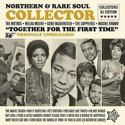 NORTHERN & RARE SOUL COLLECTOR Various Artists NEW & SEALED LP VINYL OUTTA SIGHT