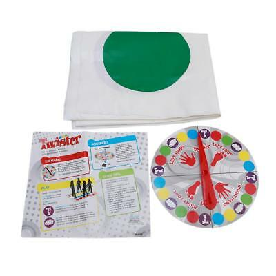 Funny Kids Body Twister Moves Mat Party Board Game Group Outdoor Sport Toy Gift