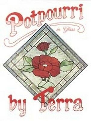 Stained Glass Pattern Book - POTPOURRI BY TERRA *